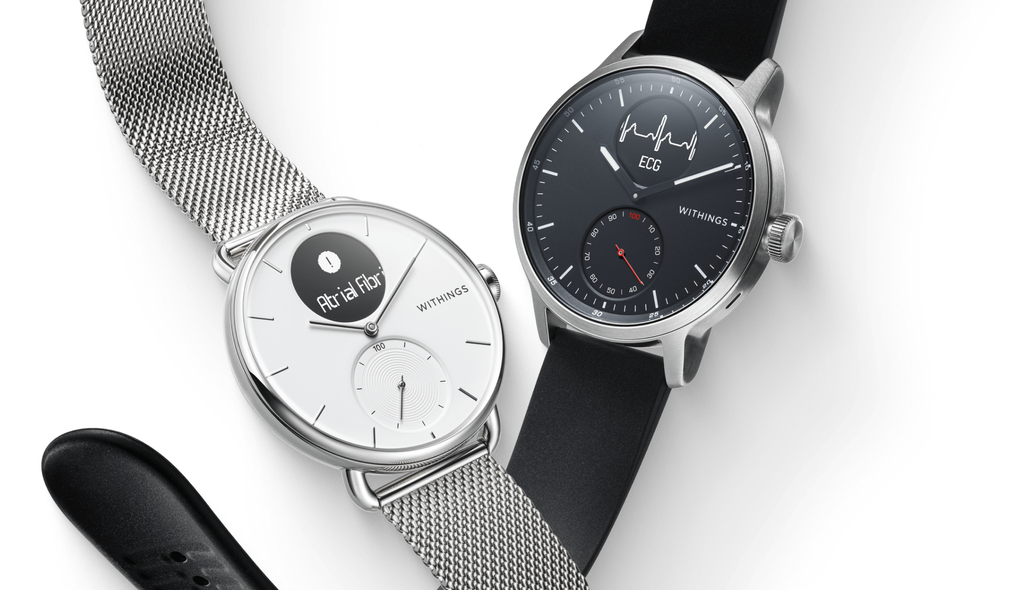 Withings Scanwatch pulsikell