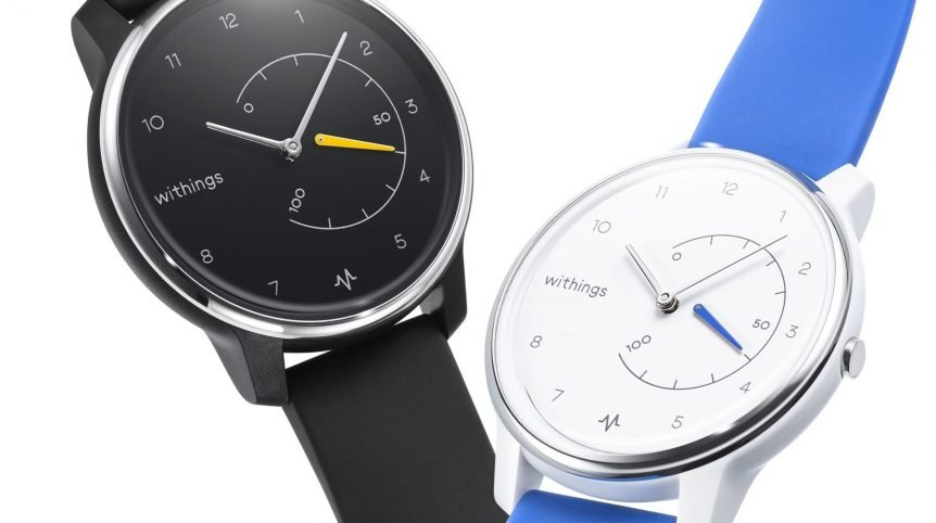 Withings Move ECG pulsikell